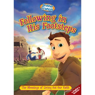 DVD: Brother Francis: Following in His Footsteps
