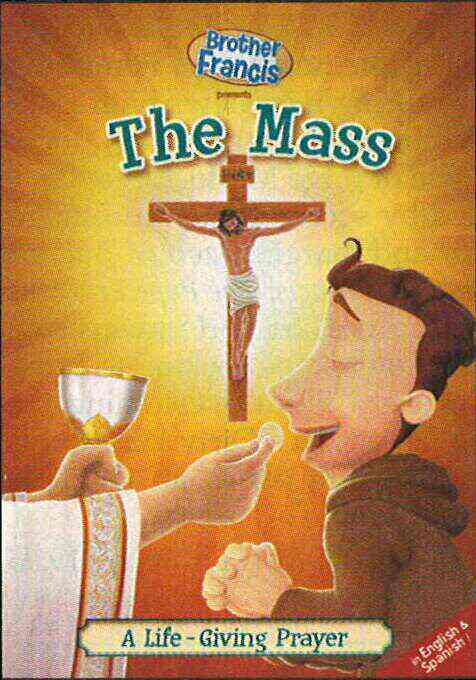 DVD: Brother Francis: The Mass: A Life-Giving Prayer