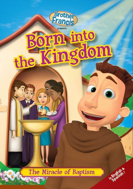 DVD: Brother Francis: Born into the Kingdom